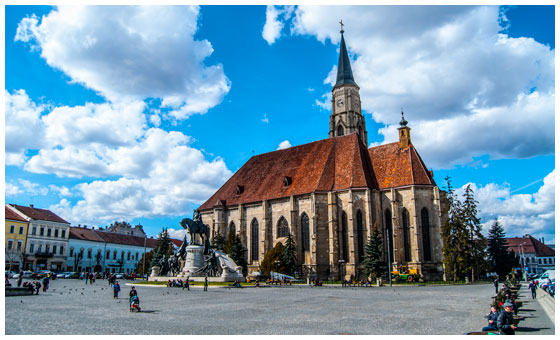 Cluj-Napoca-turism